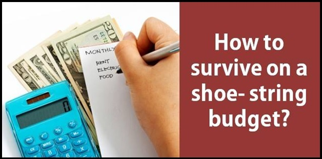 Tips to make the best of college life on a shoe-string budget