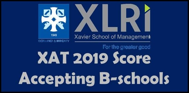 Top MBA Colleges accepting XAT 2019 score