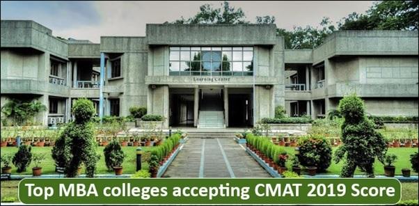 Top MBA Institutes accepting CMAT 2020 Score | CMAT Exam cut