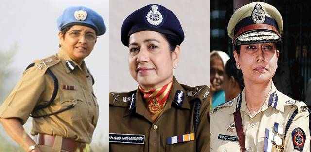 Top Women IPS Officers in India