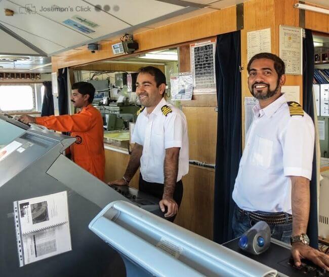 Top career opportunities Merchant Navy