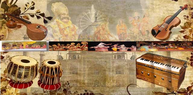 List of Famous Traditional Dramas or Theatres of India