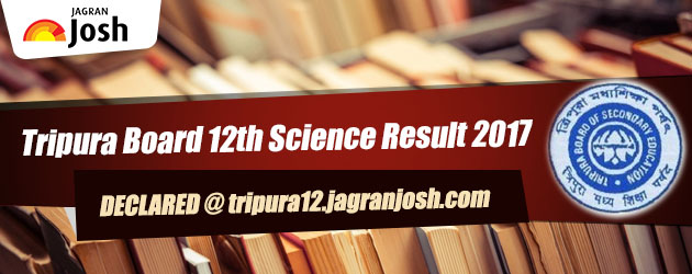 TBSE 12th Science Result to be declared today