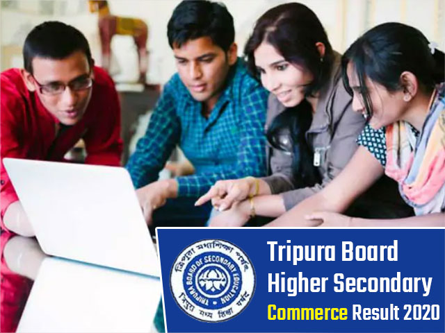Tripura Board Higher Secondary (12th) Commerce Result 2020