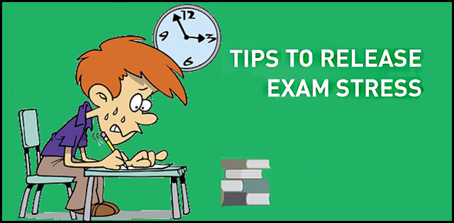 Tips to beat exam blues
