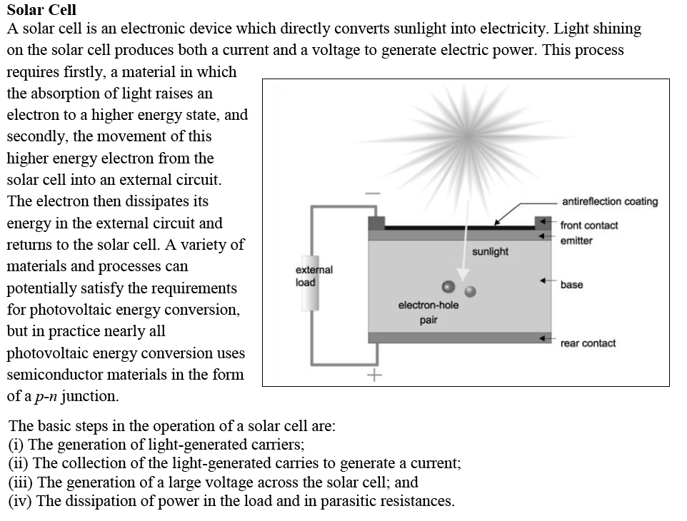 CBSE Class 12th Physics Notes: Semiconductor Electronics