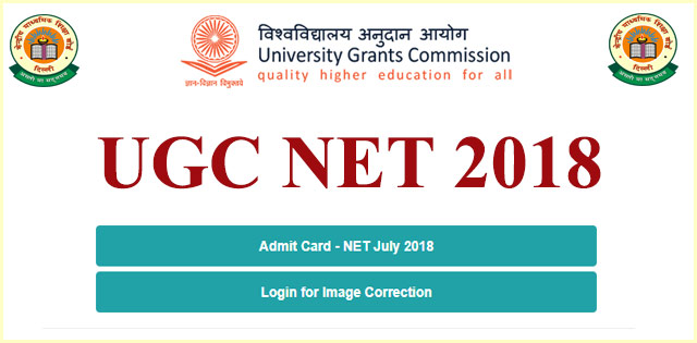 ugc net 2018 admit card released by cbse check now