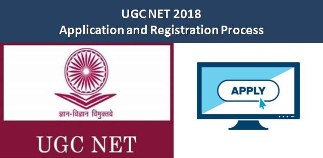 UGC NET 2018 Application Process