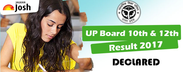 UP Board Results 2017 for 10th and 12th class Declared, Available and Live Now at www.upresults.nic.in