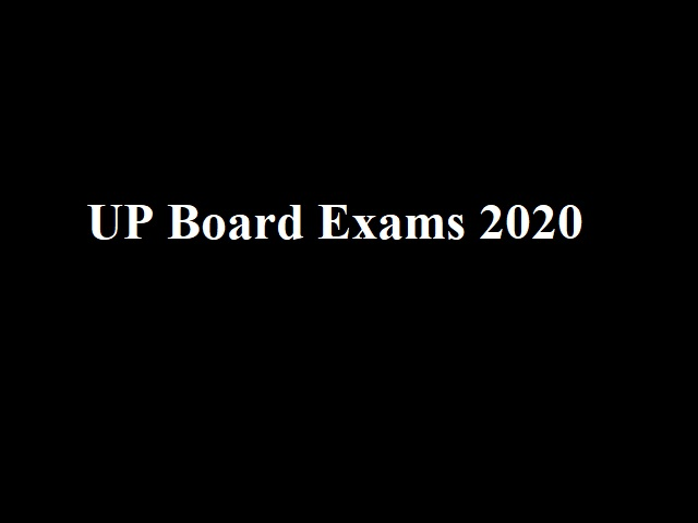 UP Board Exam 2020 Last Minute Preparation Tips