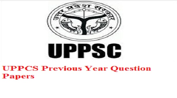 UPPSC UPPCS Prelims Exam Previous Year Question Papers and Answer Keys