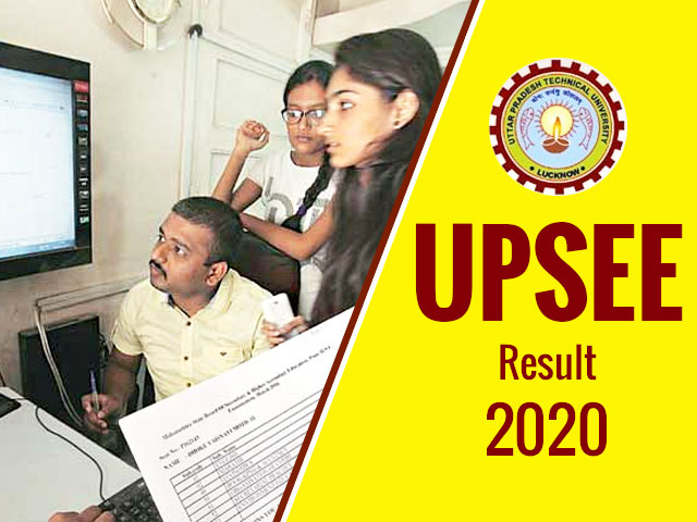 UPSEE Result 2020