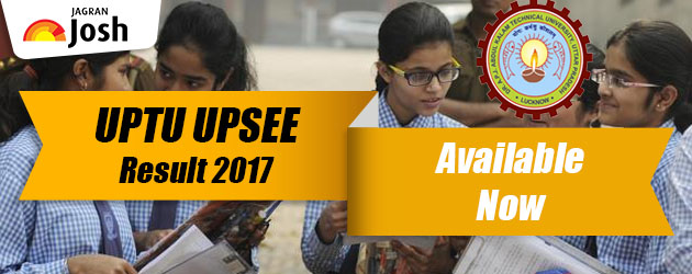 UPSEE Result 2017: UPTU Result 2017 declared, Visit upresults.nic.in or upsee.nic.in for details