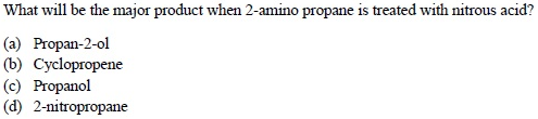 UPSEE Alcohol Question 1