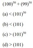 UPSEE Binomial Theorem question 2
