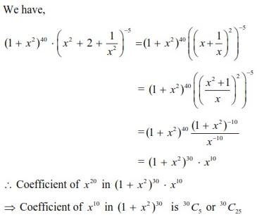UPSEE Binomial Theorem solution 3