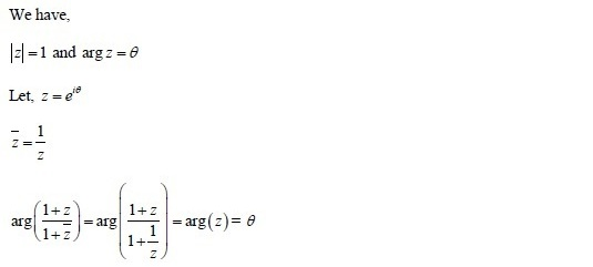 UPSEE Complex number Solution 2