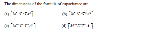 Measurements Imporatant Question 1