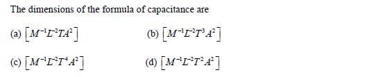 Measurements Imporatant Question 1