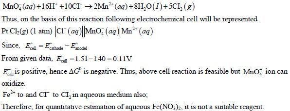 UPSEE Electrochemistry S1