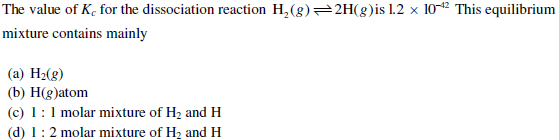 UPSEE Equilibrium Question 2