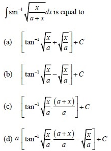 UPSEE Integrals Question 4