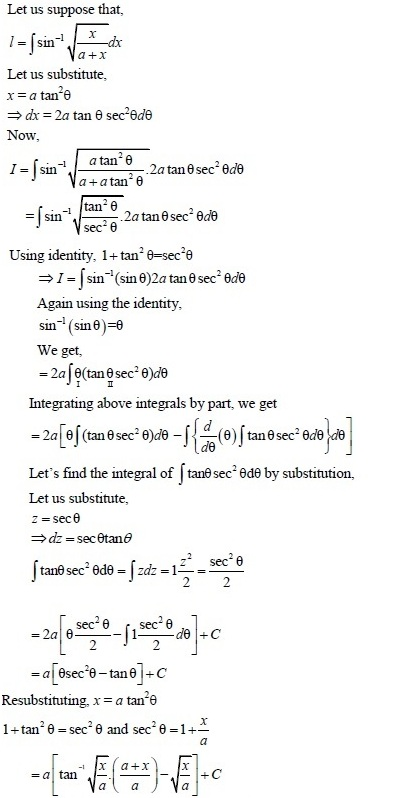 UPSEE Integrals Solution 4