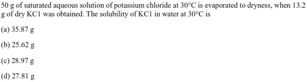 WBJEE Solutions Question 1