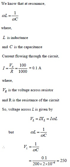 WBJEE Alternating Current Solution 2