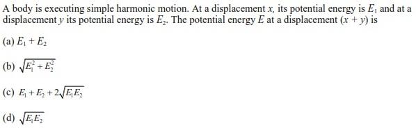 UPSEE SHM Question 2