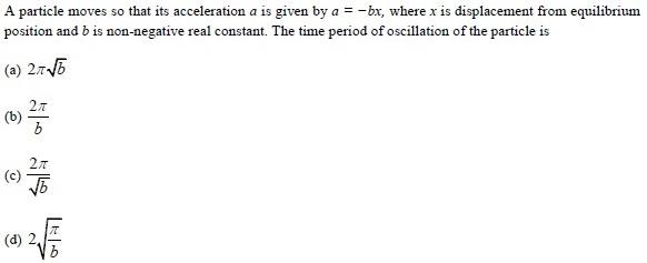 UPSEE SHM Question 4