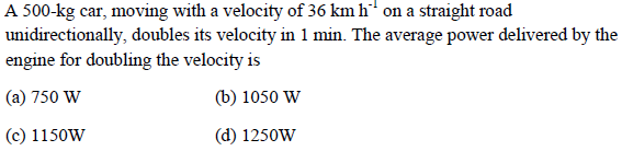 WBJEE work power energy question 2