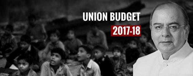 Union budget 2017 underprivileged
