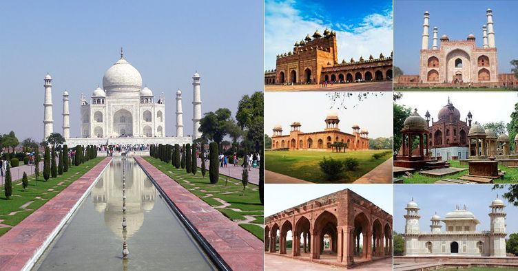 Uttar Pradesh famous tourists places in India