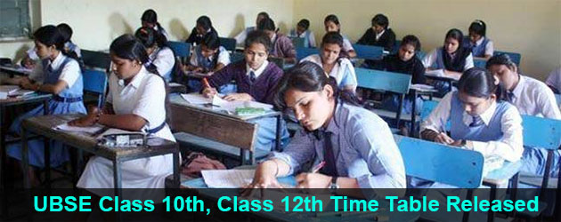 Uttarakhand Class 10th, Class 12th Date Sheet Released @ ubse.uk.gov.in