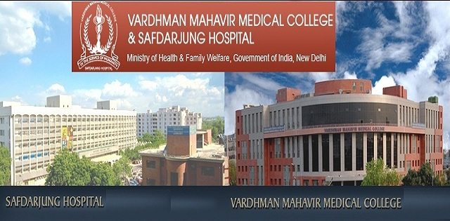 VMCC-Image Vardhman Mahavir Medical College Application Form on