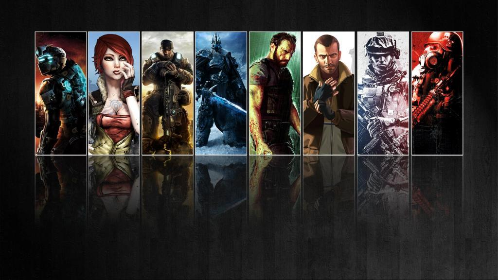 विडियो गेम्स