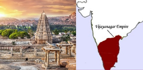 Vijayanagar Rulers and their Contribution