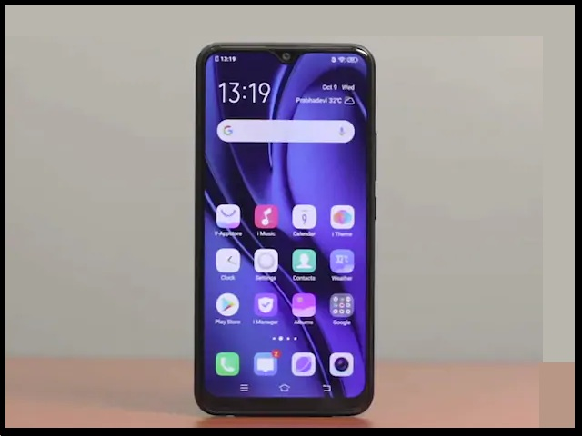 Vivo u10 specifications