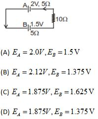 WBJEE Electric Current question 5