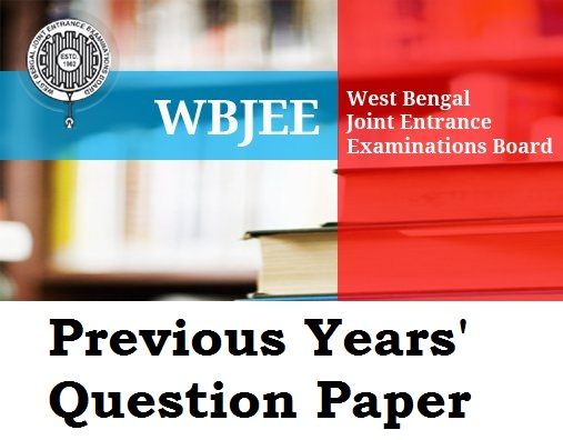 WBJEE 2014 Question Paper