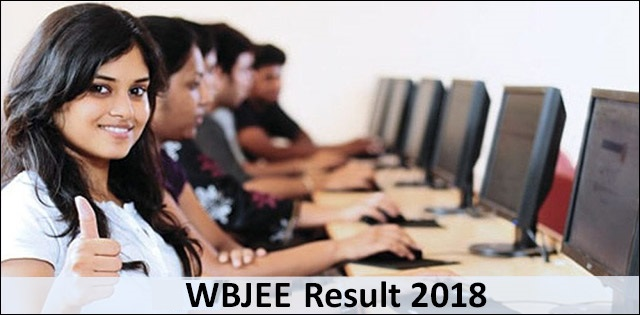 WBJEE 2018 Rank Card