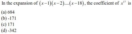 WBJEE Binomial Theorem Question(2)