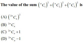 WBJEE Binomial Theorem Question(1)
