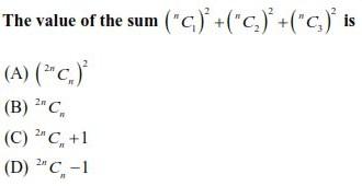 WBJEE Binomial Theorem Question(1)