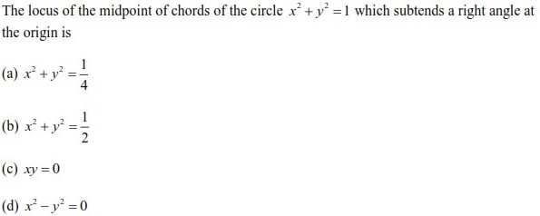 WBJEE Circles Question 3
