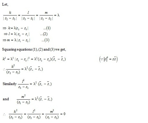 WBJEE Complex number Solution 2