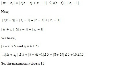 WBJEE Complex number Solution 5