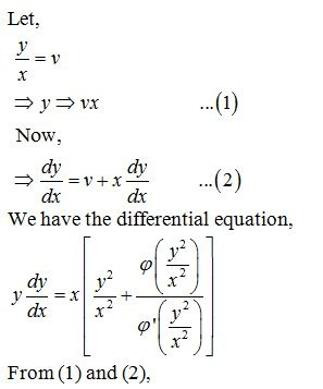 WBJEE Differential Equations S4a