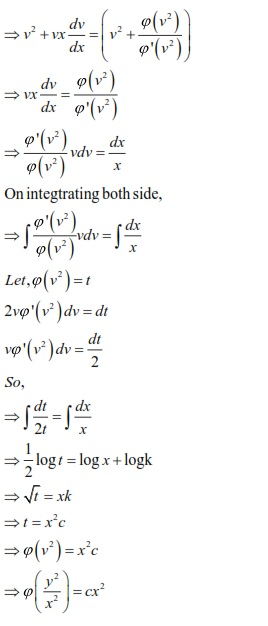 WBJEE Differential Equations S4b